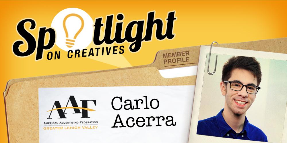 Spotlight on Carlo Acerra