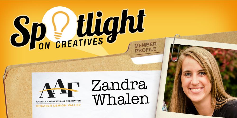 Spotlight on Zandra Whalen
