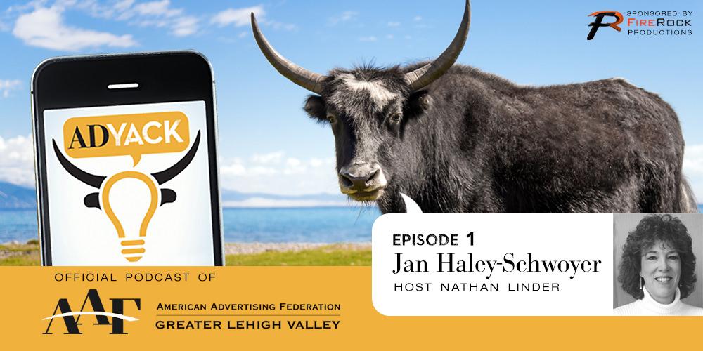 ADYACK Episode 1: Jan Haley-Schwoyer