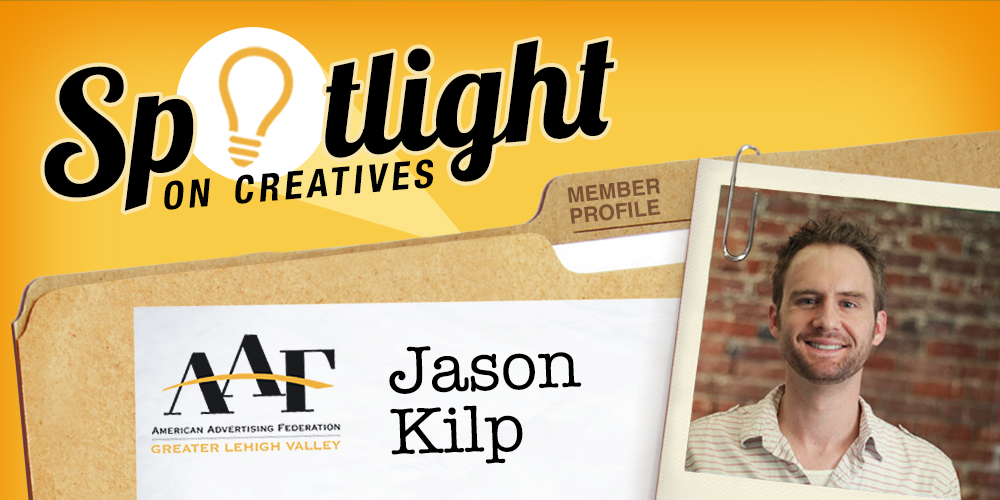 Spotlight on Jason Kilp