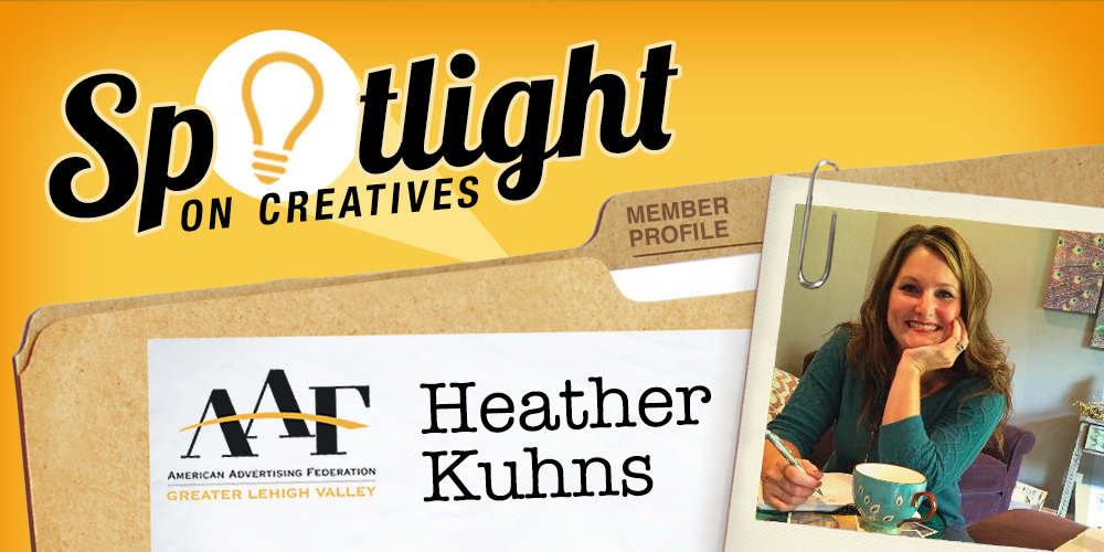 Spotlight on Heather Kuhns