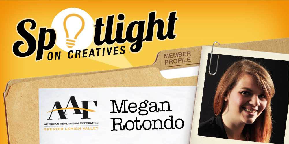 Spotlight on Megan Rotondo