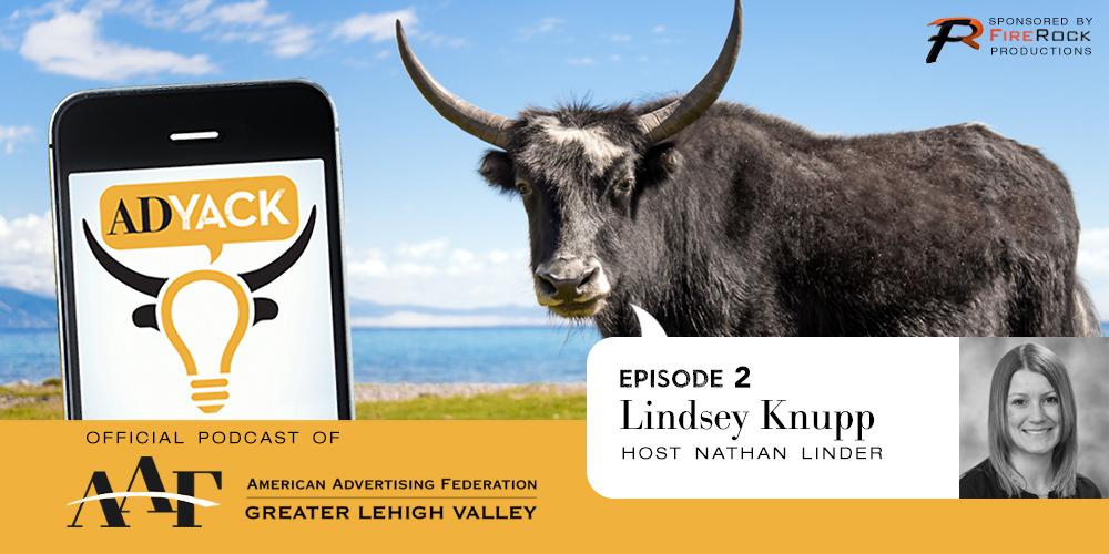 ADYACK Episode 2: Lindsey Knupp