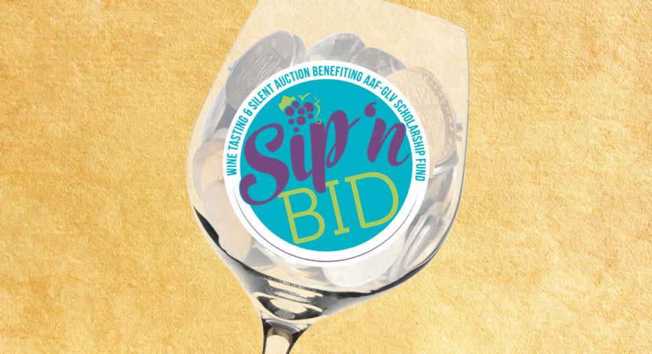 Sip 'n Bid Auction