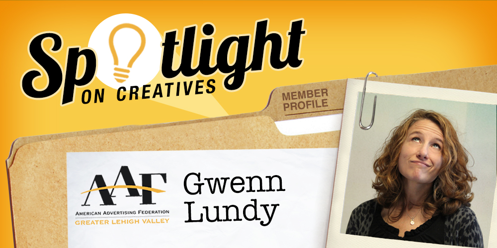 Spotlight on Gwenn Lundy