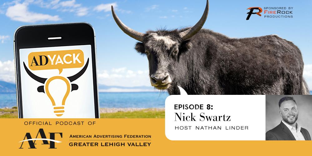 ADYACK Episode 8: Nick Swartz
