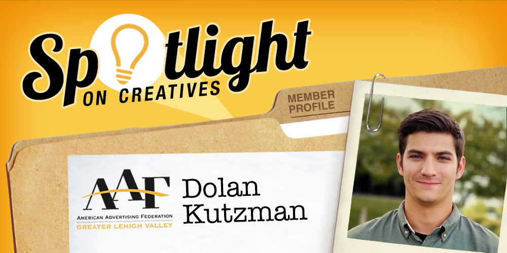 Spotlight on Dolan Kutzman