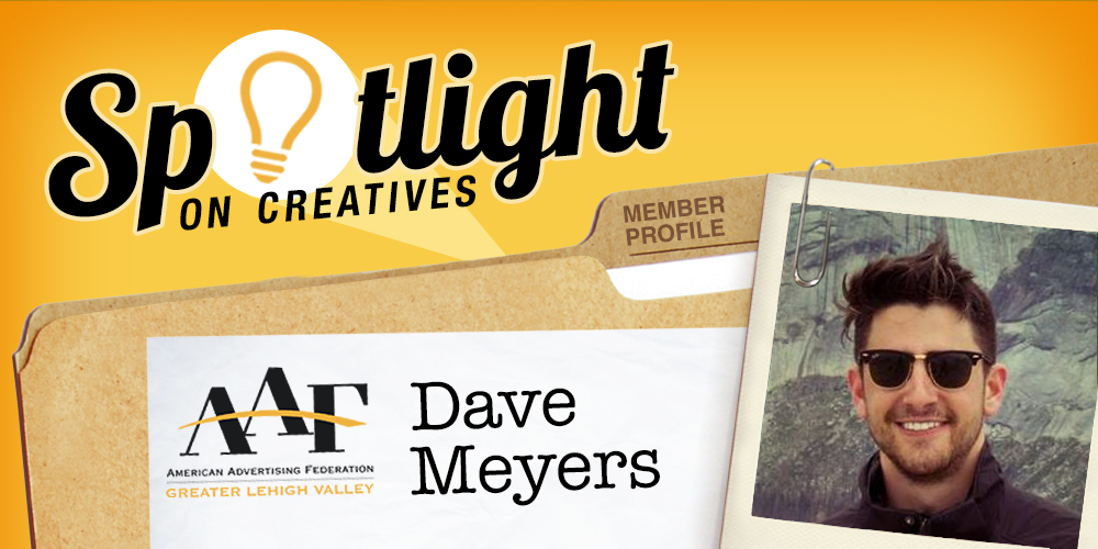 Spotlight on Dave Meyers